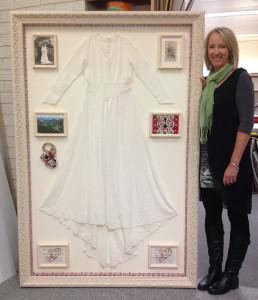 18th Century Wedding Gown