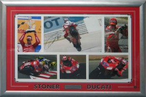 Casey Stoner Collage