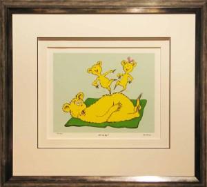 Dr Seuss Limited Edition Print