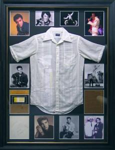Elvis Presley Shirt Photo Collage1