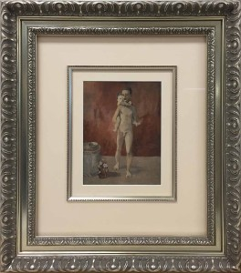 Framed Picaso with Matts Fillet