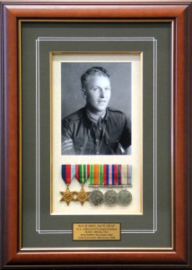 Framed War Medals 2