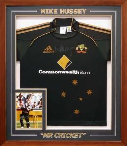 Mike Hussy Shirt