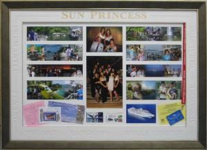 Ocean Cruise Collage