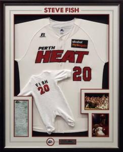 Perth Heat Championship Memorabilia