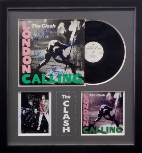 The Clash Record