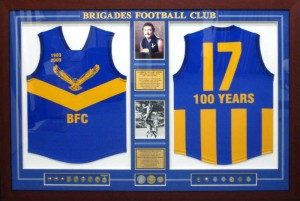 Unstitched Dbl Sided Football Jumper Collage