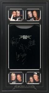 Framed-Metallica-Shirt