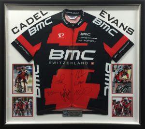Framed-Cadel-Evans-Shirt