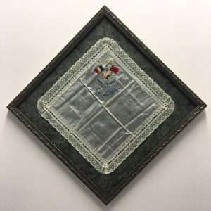 Framed-Lace-and-Silk-hankerchief