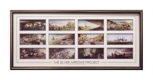 Framed-Post-Card-Set