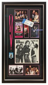 Framed-Suzi-Quatro-Collage