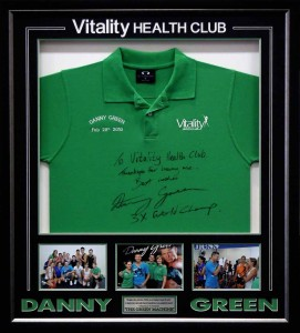 Danny Green Touring Shirt