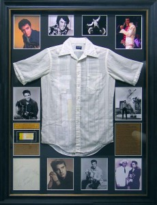 Elvis Presley Shirt Photo Collage