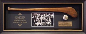 Framed Hurling Stick