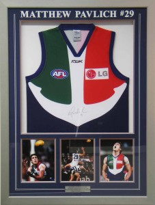 Framed Pavlich Jumper