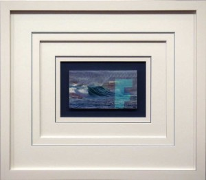 Framed Paul Fleetham 9x5 with Multi Frames & Matts