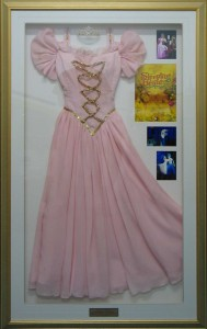 Framed Sleeping Beauty Stage Dress