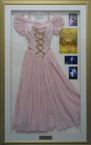 Framed Sleeping Beauty Stage Dress