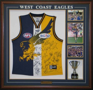 WCE Premiership Jumper Replica Cup
