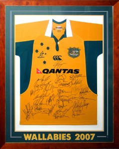 Wallabies Jumper