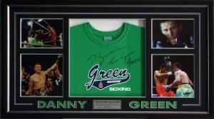 Framed Danny-Green-Framed-T-Shirt-Photos
