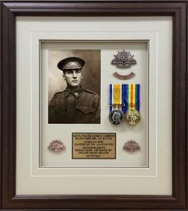 Framed-War-Medals-4