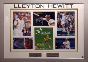 Framed Hewitt-Program-Photo-Collage