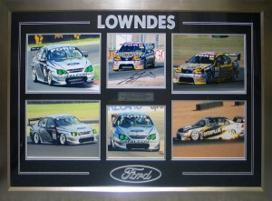 Framed Racing-Lowndes-Collage