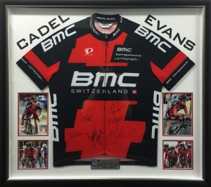 Framed-Cadel-Evans-Shirt