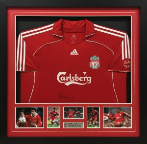 Framed-Harry-Kewell-Shirt