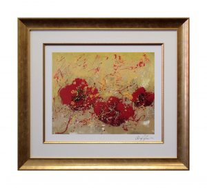 Framed-Art-Print-with-Fillet