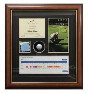 Framed-Golf-Ball