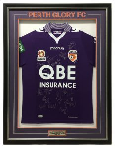 Framed-Perth-Glory-Shirt