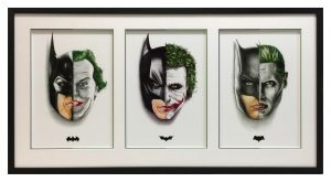 Framed-Joker-Triptych