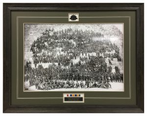 Framed-Anzac-Print