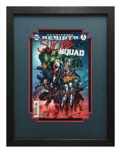 Framed-Comic-Book