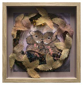 Box-Framed-Needlework