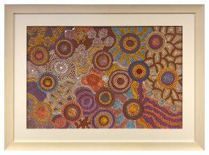Framed-Aboriginal-Canvas