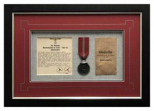 Framed-German-Medal