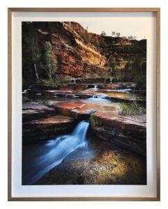 Framed-Christian-Fletcher-Photo-of-Dales-Gorge